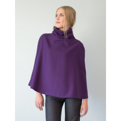 Vanessa Purple Cape