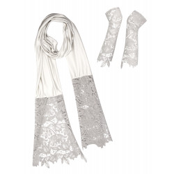 Coffret foulard et mitaines Deluxe