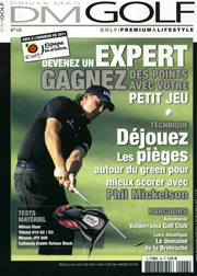 DM Golf - Mars 2011 - Eros & Agape
