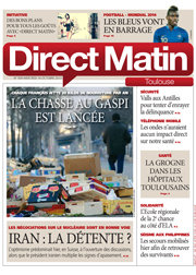 Direct Matin - Octobre 2013 - Eros & Agape